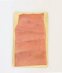 -chilled, smoked chum salmon slices 160gr