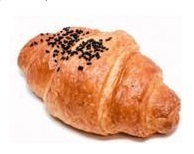 croissant withchocolate   1 piece