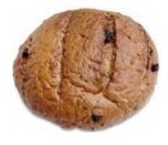 multi grain raisin bread   1 piece