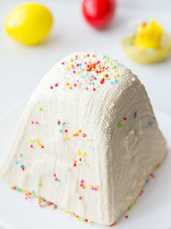 easter cottage cheese cake  250g